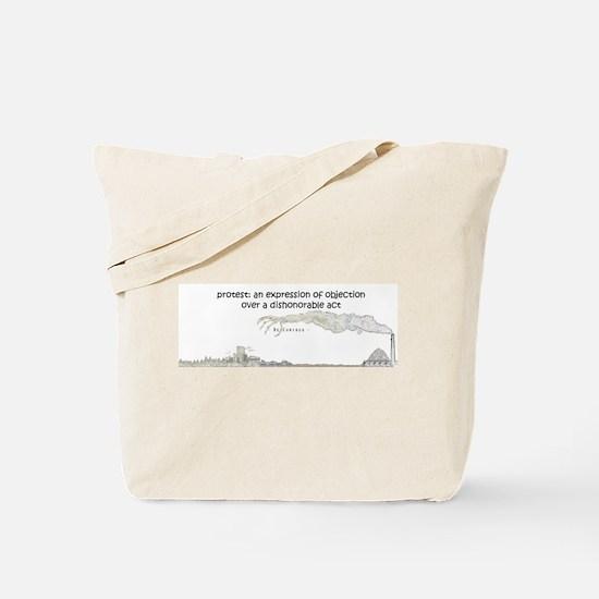 Cute Carcinogenic Tote Bag