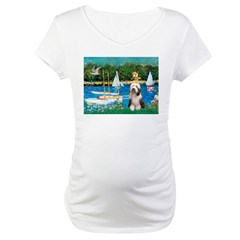 Sailboats / Beardie #1 Shirt