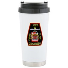 USS Georgia SSBN 729 Travel Mug
