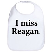 I Miss Reagan Bib