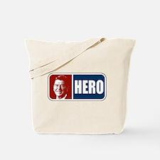 Ronald Reagan Hero Tote Bag