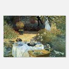 The Luncheon by Claude Monet Postcards (Package of