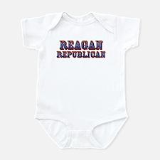 Reagan Republican Infant Bodysuit