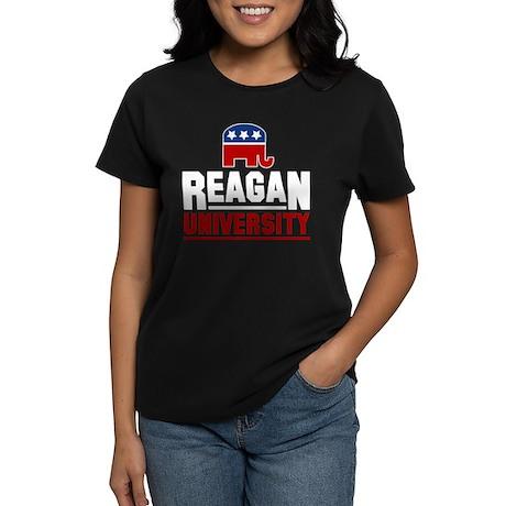 Reagan University Women's Dark T-Shirt
