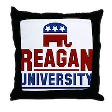 Reagan University Throw Pillow