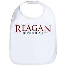 Reagan Republican Bib