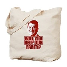 Help Our Party Tote Bag
