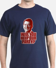 Help Our Party T-Shirt