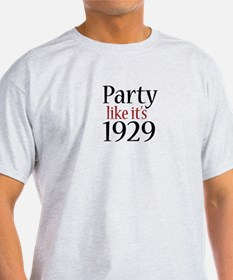 Party 1929 (Recession) T-Shirt