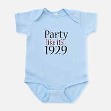 Party 1929 (Recession) Infant Bodysuit