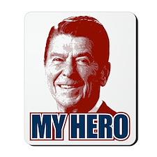 My Hero Reagan Mousepad