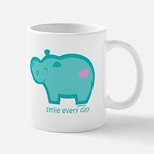 Smile Hippo Mug