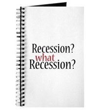What Recession? Journal