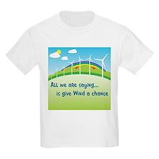 windmill rainbow T-Shirt