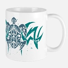 Cute Hawaii turtles Mug