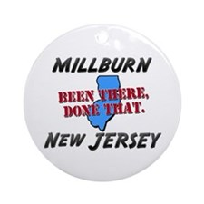 millburn new jersey - been there, done that Orname