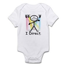 Theater Play Director Infant Bodysuit