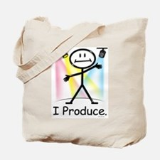 Theater Play Producer Tote Bag