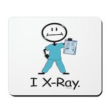 BusyBodies X-Ray Tech Mousepad