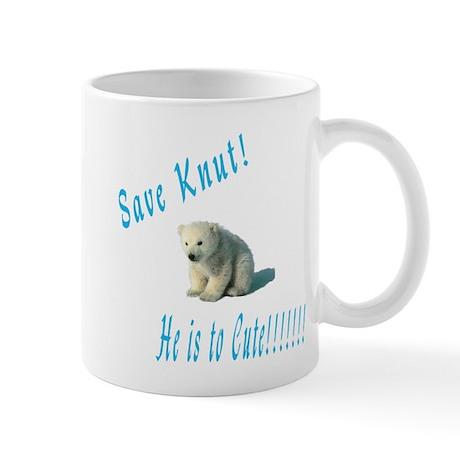 save knut Mug