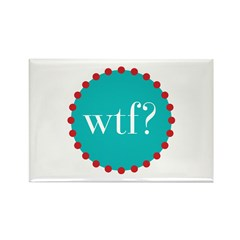 what the fig? Rectangle Magnet (100 pack)