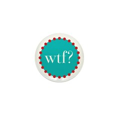 what the fig? Mini Button (100 pack)