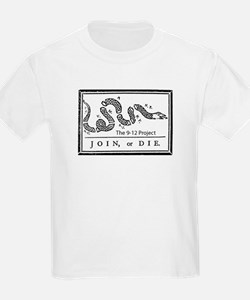 Join or die! The 912 project T-Shirt