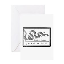 Join or die! The 912 project Greeting Card