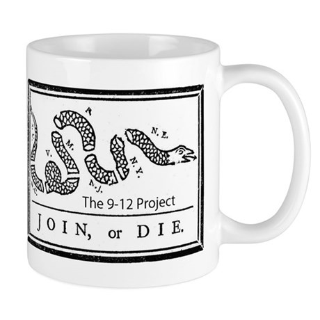 Join or die! The 912 project Mug