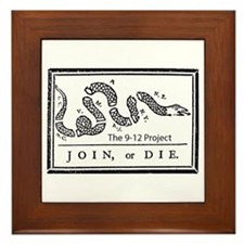 Join or die! The 912 project Framed Tile