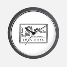 Join or die! The 912 project Wall Clock
