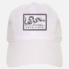 Join or die! The 912 project Baseball Baseball Cap