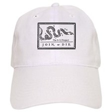 Join or die! The 912 project Baseball Cap