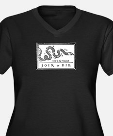 Join or die! The 912 project Women's Plus Size V-N