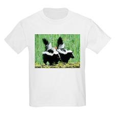 Two Skunks T-Shirt