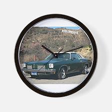 1973 Cutlass Coupe Wall Clock