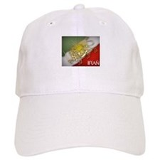 Iran Golden Lion & Sun Baseball Cap