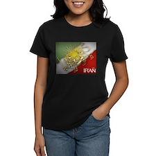 Iran Golden Lion & Sun Tee