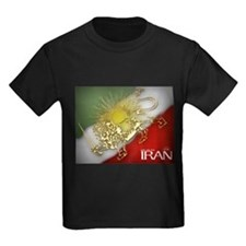 Iran Golden Lion & Sun T