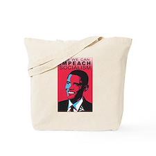 Impeach Socialism: Tote Bag