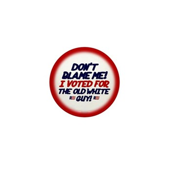Don't Blame Me! Mini Button (100 pack)