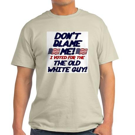 Don't Blame Me! Light T-Shirt