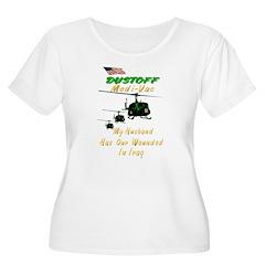 MediVac-HUSBAND-Iraq T-Shirt