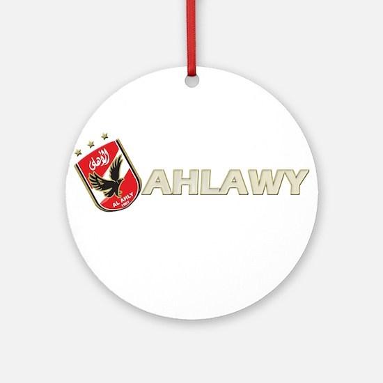 Ahlawy Ornament (Round)