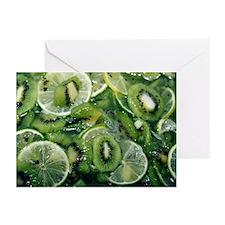 Kiwi Lime - Greeting Cards (Pk of 20)