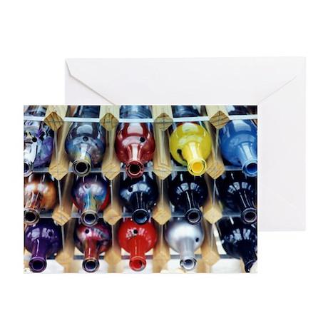 Bottles - Greeting Cards (Pk of 10)