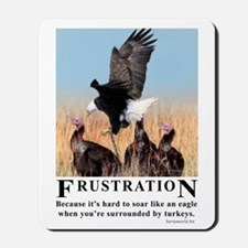 Frustration Mousepad
