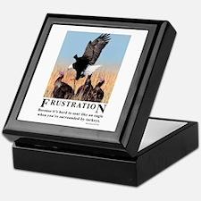 Frustration Keepsake Box