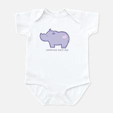 Celebrate Rhino Onesie