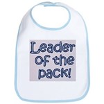 Leader of the Pack Bib